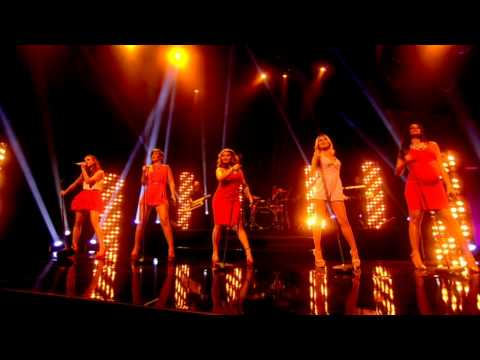The Saturdays & Sean Paul - What About Us - Alan Carr Chatty Man - 22nd March 2013