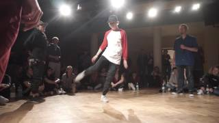 Final Bgirl battle Double Kick vol.III 2017