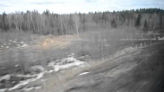 видео река Алешинка
