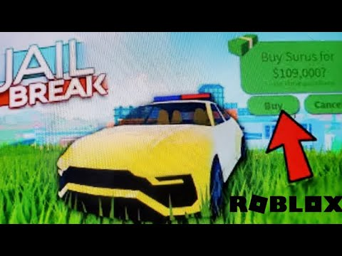 Download New Surus car is here! Roblox Jailbreak