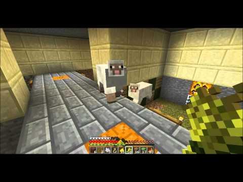 Minecraft Smp Minecast Aflevering 6: Schapen Fokkerij