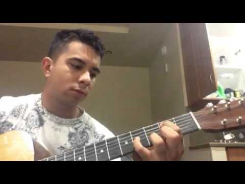 Pale Blue Moon guitar only