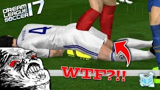 DREAM LEAGUE SOCCER 17 - TOP 5 FAILS WEEK #3 /2017/