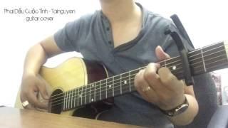 Phai dấu cuộc tình guitar cover