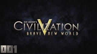 Lets Play Civilization V #1 [HD] [Deutsch] Erobern WIR die WELT!