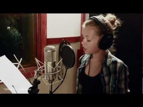 """Grenade"" (Unplugged Version) Viktoriya Kolosova's cover by ""109records"" Production, 2012."