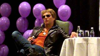 Jon Bon Jovi Fan Club Q&A Dublin June 2011 - Part 1