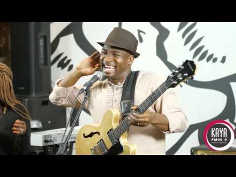 Kunle Ayo performs Joromi Live and Unppluged On Kaya FM