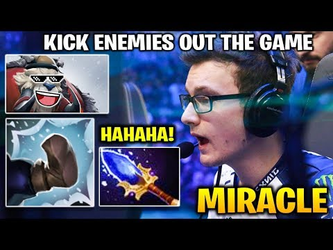 Miracle Tusk with Scepter KICK Enemies Like A Toy - MOST FUNNY GAME!