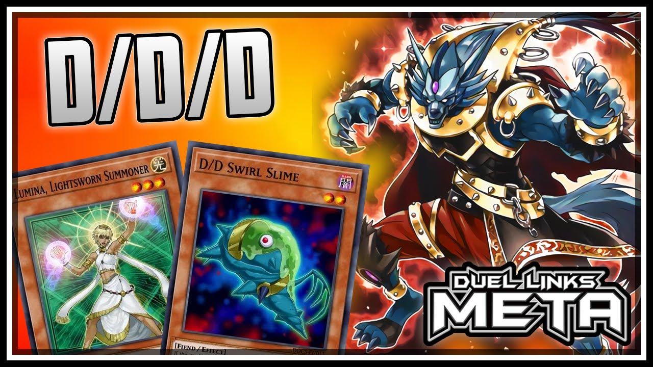 Tournament Winning D/D/D! [Yu-Gi-Oh! Duel Links]