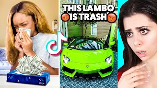 Most SPOILED RICH KIDS on TIkTok !