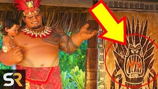 25 Secrets From Disney's Moana You Totally Missed