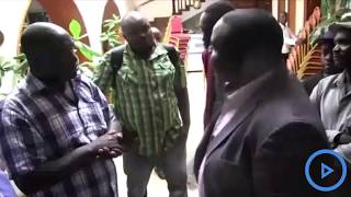 What Senator Cleophas Malala told detectives before his arrest