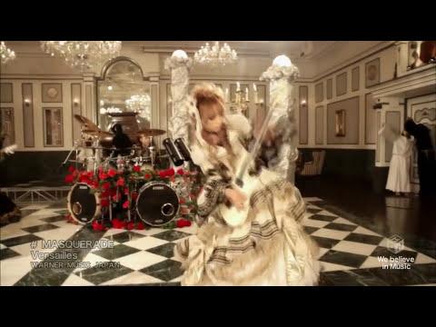 Клип Versailles - MASQUERADE