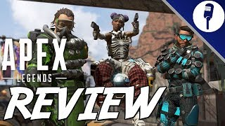 Apex Legends Review: Titanfall-Based Battle Royale; Best First Person BR Game Out Now