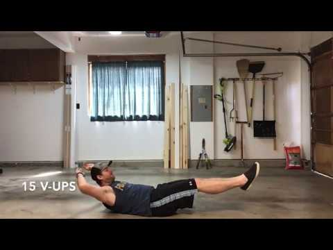 At-Home WOD (6/6/2020) - Grey Coast CrossFit