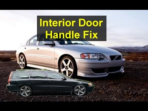 Vote no on how to remove a volvo s60 s80 v70 door panel for 2001 volvo v70 window regulator