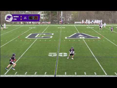 Cushing Academy - JV Boys Lacrosse Senior Game 2018 vs. Northfield Mount Hermon School