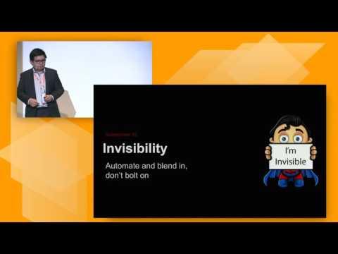 AWS Summit Series 2016   Singapore: 3 Secrets to Becoming a Cloud Security Superhero
