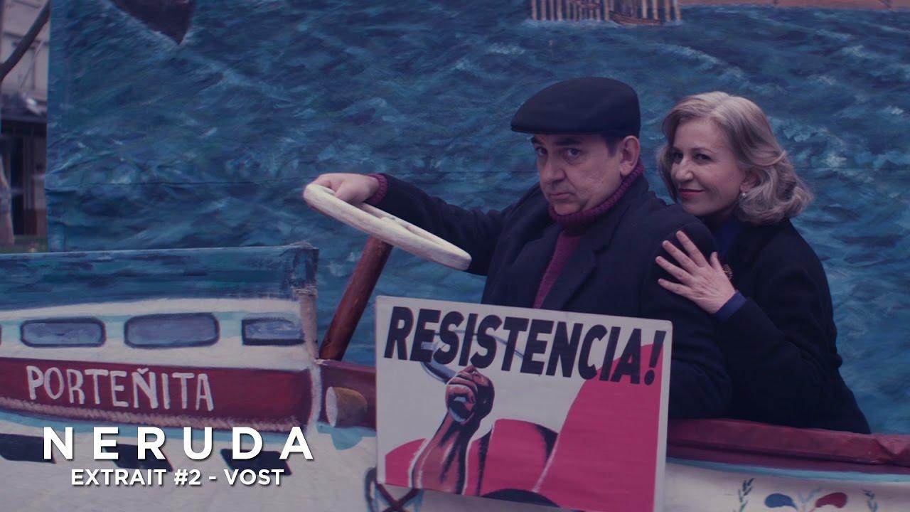 NERUDA - Extrait - Resistencia