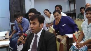 Shree Mihir Joshi, Senior Advocate, Gujarat High Court on Professional Ethics