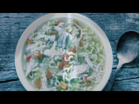 Chicken noodle soup song