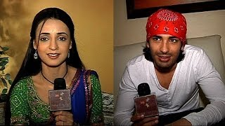 Exclusive Interview Of Sanaya And Mohit - Love Meter