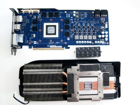Gigabyte geforce gtx 670 hits 1. 4ghz boost clock frequency.