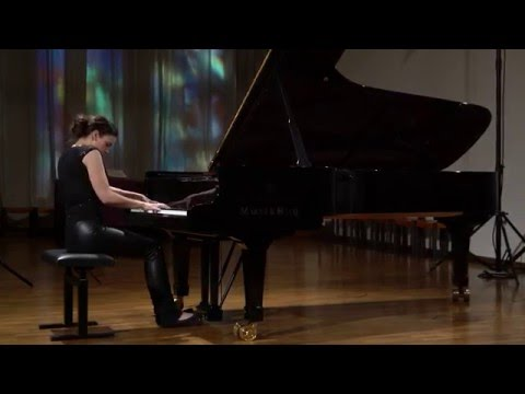 Olga Scheps at the LUCERNE FESTIVAL - works by Chopin