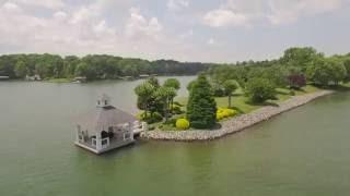Smith Mountain Lake Estate in Moneta, Virginia
