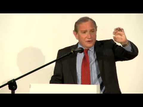 "Lecture by George Friedman ""Beyond the European Union: Europe in the middle of the 21st Century"""