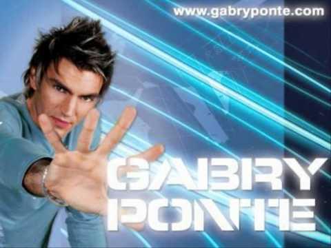 Gabry Ponte - Lasciatemi Cantare