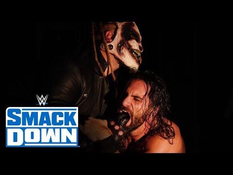 """The Fiend"" Bray Wyatt ambushes Seth Rollins: SmackDown, Oct. 4, 2019"