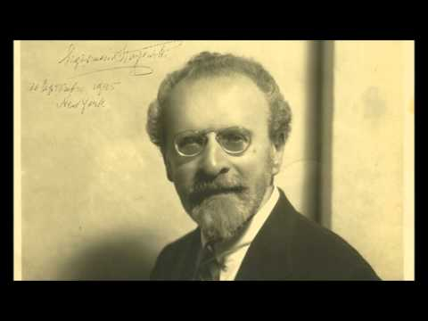 Zygmunt Stojowski - Symphony in D-minor, Op.21 (1897)