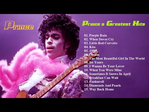 Prince Greatest Hits - The Best Of Prince Album - #Prince