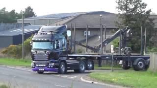 Scania V8 R730 Sticar
