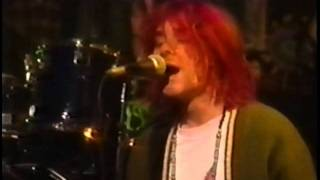 Nirvana - Smells Like Teen Spirit - MTV Studios, NY 01/10/92