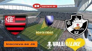 Flamengo x Vasco ao vivo Campeonato Brasileiro 2018