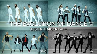 The Evolution of Dance  Justin Timberlake's Edition  By Ricardo Walker's Crew