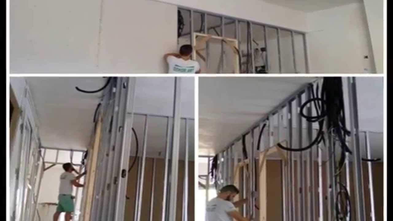 Escayolistas e instalaci n de pladur en valencia youtube for Empresas instaladoras de pladur en valencia