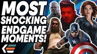 Most SHOCKING Avengers Endgame Moments | After Avengers Endgame | ScreenStalker