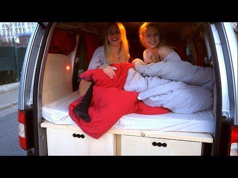 Van to Mobile Home Transformation: Full DIY Build, Stealthy Cosy Vanlife