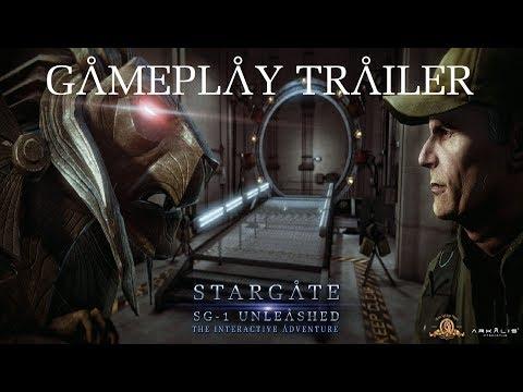 Stargate SG-1: Unleashed - Gameplay Trailer [HD]