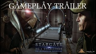 Stargate SG-1: Unleashed - Gameplay Trailer [HD]