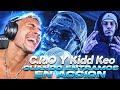 REACCIONANDO A C.R.O, Kidd Keo - Cuando Entramos en Acción