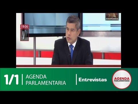 Entrevista:  Pdte. Luis Galarreta (17/12/17) - Canal N
