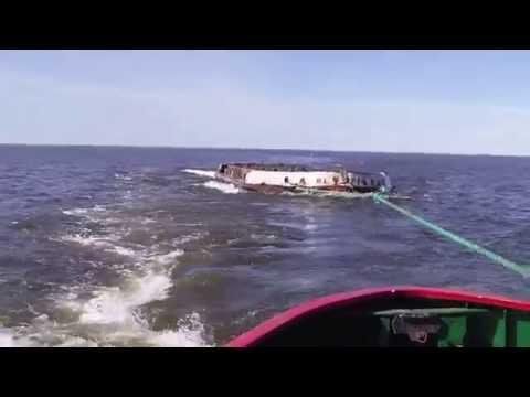Barge Dumping