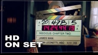 Video Insidious Chapter 2: Behind the Scenes Part 1 of 2 (Broll) download MP3, 3GP, MP4, WEBM, AVI, FLV September 2018
