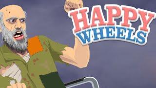 Happy Wheels - Жестокие Уровни (iOS)