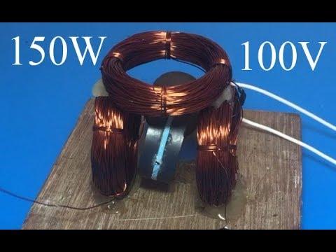 100V 150W electricity